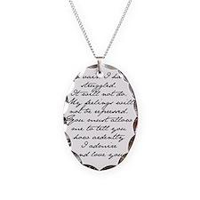 8 Jane Austen Prop... Necklace