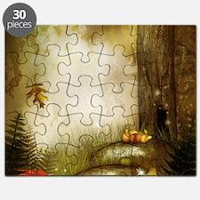 Fairy Woodlands 9 Puzzle