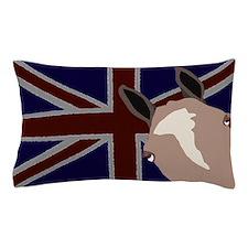 Lilo BRITANNIA wo logo mid res Pillow Case
