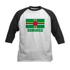Dominica Flag Tee