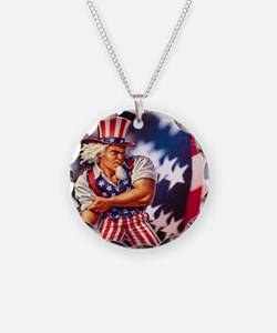 Time to take back America Necklace