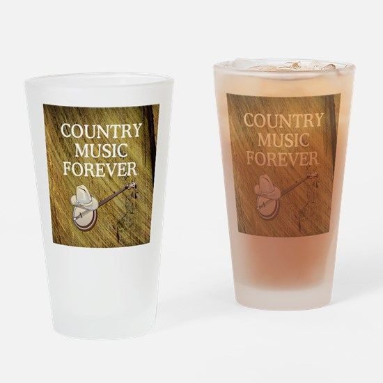 countrymfor1 Drinking Glass