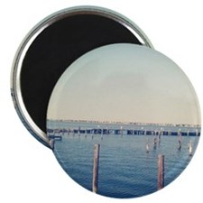 Dock of the Bay Magnet