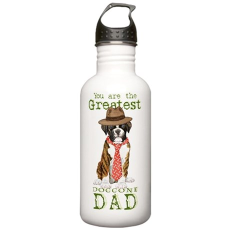boxer dad Stainless Water Bottle 1.0L
