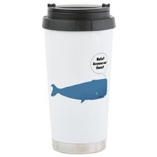 52 Hertz The Worlds Lon Travel Mug