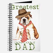 bulldog dad1 Journal