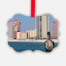 Pelican View Ornament