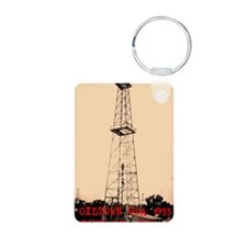 Oiltown USA - Tomball, Tex Keychains