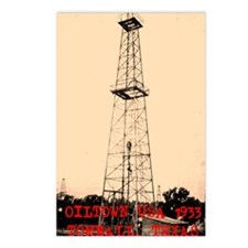 Oiltown USA - Tomball, Te Postcards (Package of 8)