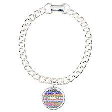 friendsquotes2button Bracelet