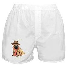 sharpei dadT Boxer Shorts