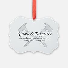 Grady  Torrance Ornament