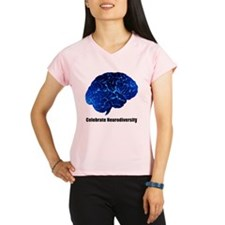 celebrate neurodiversity b Performance Dry T-Shirt
