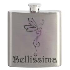 bells dragon flys Flask