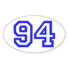 #94 Decal