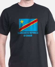 Democratic Republic of Congo  T-Shirt