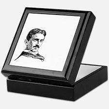The Future is Teslas Keepsake Box