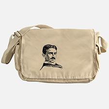 The Future is Teslas Messenger Bag