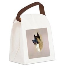 Akita Jewel Canvas Lunch Bag