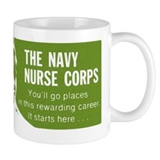 Navy Nurse 1969 Mug