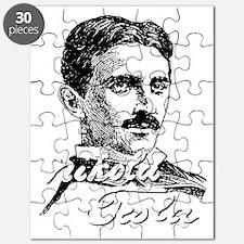 Nikola Tesla Puzzle