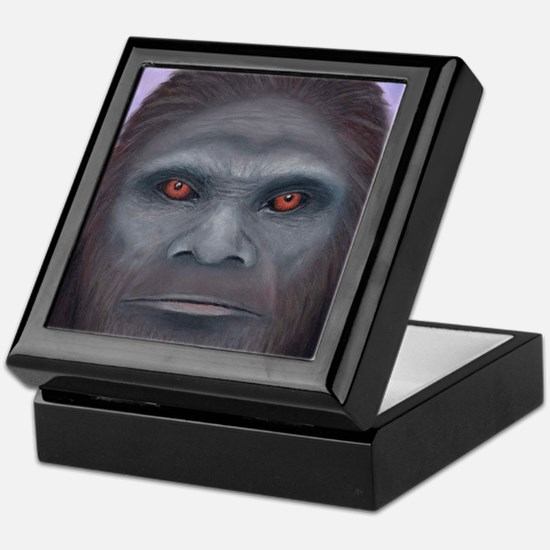Bigfoot: The Encounter Keepsake Box