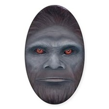 Bigfoot: The Encounter Decal