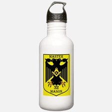 32nd Degree Mason Water Bottle