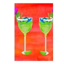 Meramid Margarita Postcards (Package of 8)