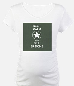 Keep Calm and Get ER Done Shirt