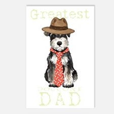 mini sch dad1T Postcards (Package of 8)