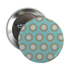 "Modern Circles 2.25"" Button"