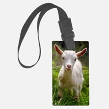 Baby goat Luggage Tag