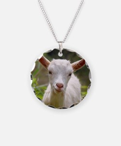 Baby goat Necklace