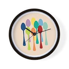 spoons-sp13 Wall Clock
