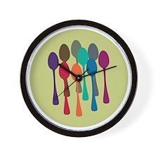 spoons-fl13 Wall Clock