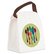 spoons-fl13 Canvas Lunch Bag