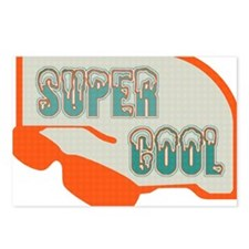 Super Cool Postcards (Package of 8)