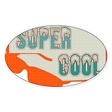 Super Cool Decal