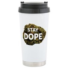 STAY DOPE Travel Mug