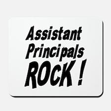 Assistant Principals Rock ! Mousepad