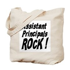 Assistant Principals Rock ! Tote Bag