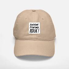 Assistant Principals Rock ! Baseball Baseball Cap