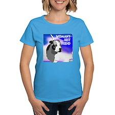 Cool American pit bull terrier mom Tee