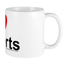 Escorts Mug