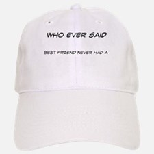 A Shire is man's real best friend Baseball Baseball Cap