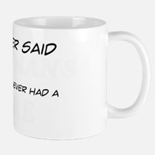 A Shire is man's real best friend Mug
