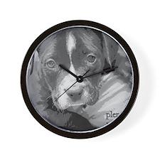 Oscar (POPB) Wall Clock