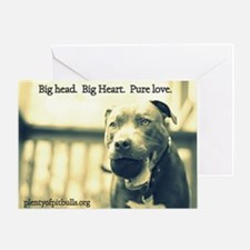 Boomer (pure love) Greeting Card