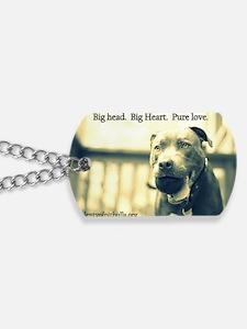 Boomer (pure love) Dog Tags
